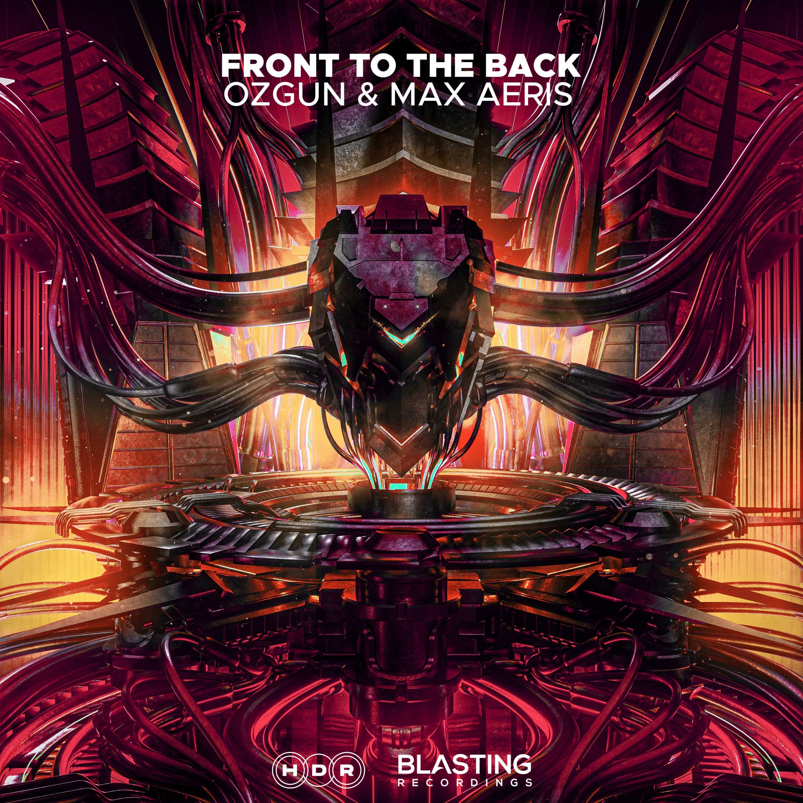 Ozgun, Max Aeris - Front To The Back